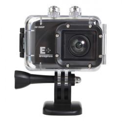 Full HD 1080p Outdoor EVOPLUS E + 60M Vattentät Sport Cam