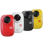 Full HD 1080p Sport Hjälmkamera SJ1000 Underwater 30m Mini H.264 Bilkameror DVR