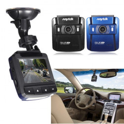 Full HD 1080P Wide Angle Car DVR Vehicle Camera Video Recorder Dash Cam