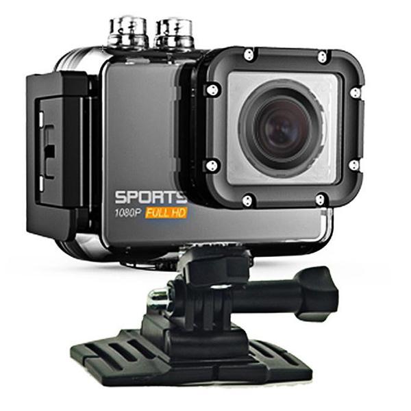 "Full HD 1080P Wifi 2.0"" 170 Grad Auto DVR Sport Action Kamera Autokamera DVR"