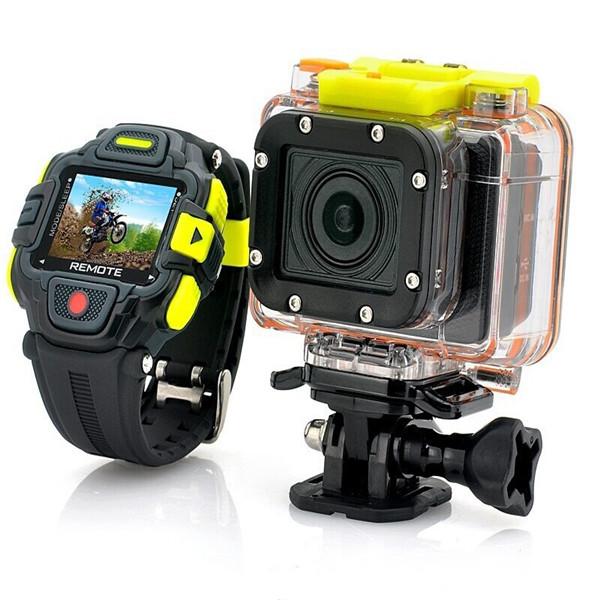 G8900 Full HD Sports Camera WiFi Remote Control Waterproof Sport DVR Car DVRs