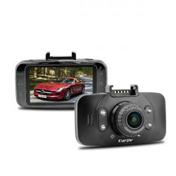 GF100 Full HD 1080P Car DVR 2.7 LTPS 170 Degree Wide Angle Lens