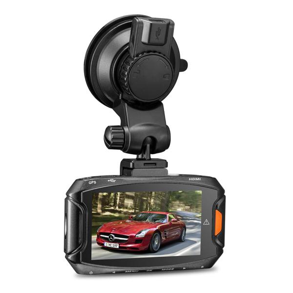 GS90C Ambarella A7LA70 DVR FHD G-Sensor GPS Instrumentpanel Cam Bilkameror DVR