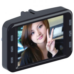 GT-10 3 Inch Full HD 1080P Car Driving Recorder Built-in Battery