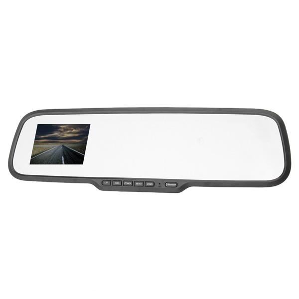 "H602 Bil DVR Kamera Recorder FHD 1080P 2,7"" TFT-skärm Bilkameror DVR"