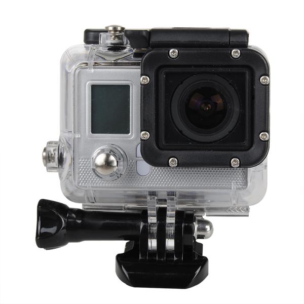 """HD1080P 12,0 Pixlar 0.7"""" LCD Mini Sports Kamera F42 WIFI Bilkameror DVR"""