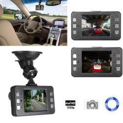 HD 1080P Car DVR Camera Video Recorder Dash Cam Night Vision G-sensor