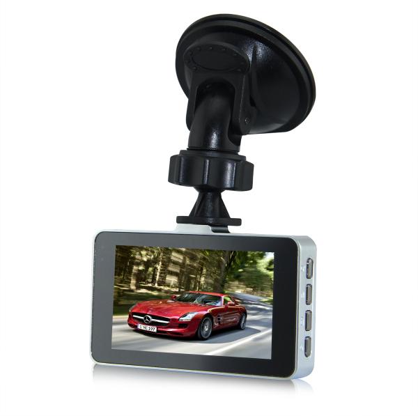 HD 1080P Car DVR G2W Dash Recorder IR Night Vision G-sensor 3.0 Inch Car DVRs