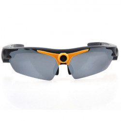 HD 720P Sunglasses DVR 170 Degree Action Cam with Remote Control