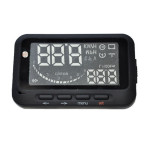 Ifound HUD Head-up Display Car Safe Driving Speed Warning System Car Alarm & Security