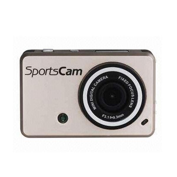 M200 HD 1080p Vattentät Action Videokamera 140°s Vinkel Lens Bilkameror DVR
