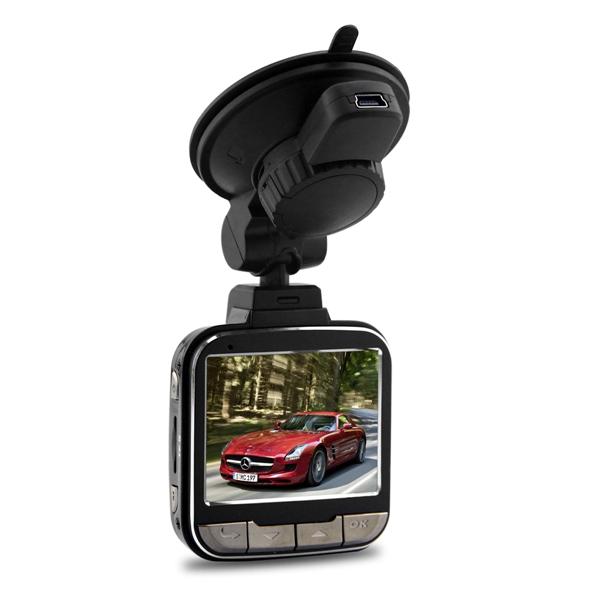 MINI Bilkamera DVR GS52D Ambarella A7LA50 170° Wide Angle Lens High Resolution Bilkamera DVR