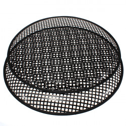 Metal Car SubWoofer Waffle Grills Speaker Cover Protector Guard