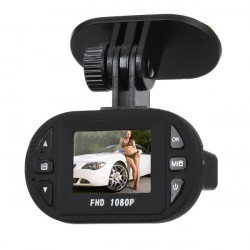 Mini Night Drive Bil DVR C600 HD DV 1080P Videokamera