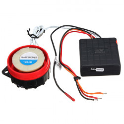 Motorcycle Bicycle Anti-theft Device Electric Alarm e-200 36-48v
