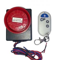 Motorrad Elektrofahrzeug Vibration Sensor Alarm