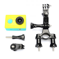 Motorcycle Motorbike Mounting Bracket for Xiaomi Yi SJCAM Camere