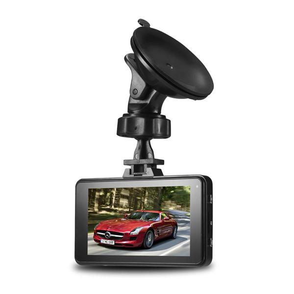 """Novatek 96.650 Full HD 1080p 30fps 3,0"""" LCD-Car DVR C8000H Bilkameror DVR"""