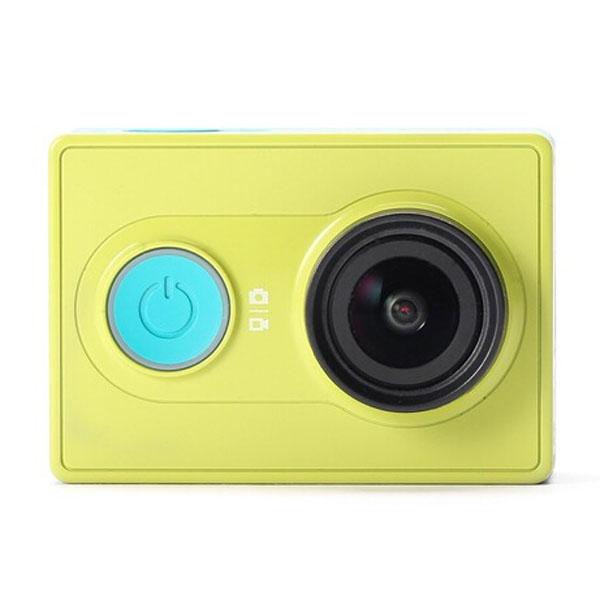 Original XiaoMi Yi Ambarella A7LS BSI CMOS WIFI Sports Action Camera Car DVRs
