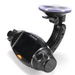 R310 Bil DVR Dual Lens Dash Kamera GPS G-Sensor Recorder 2.7inch Bilkameror DVR