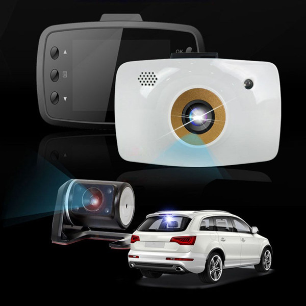 RH-Q5 2.7LTPS 1080P HD Car DVR AVI Video Camera Recorder G-Sensor Car DVRs