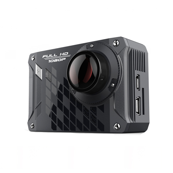 S33 1080p Full HD Bil DVR Sport Kameror 30 Meter Vattentät Bilkameror DVR