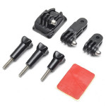SJ4000 Accessories Curved Adhesive Side Mount for SJ4000 Gopro Car DVRs