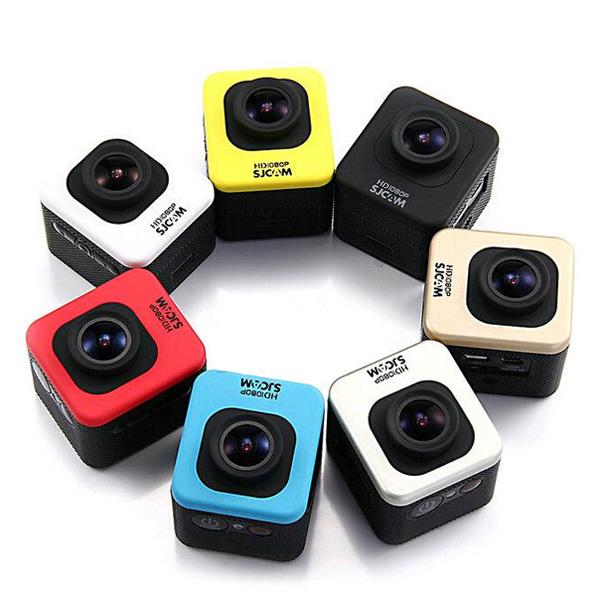 SJcam M10 Cube Bil Mini Full HD Vattentät Action Sport Kamera Bilkameror DVR