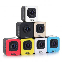 SJcam M10 Cube Mini FHD Waterproof Action Camera with Accessories