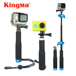 Selfie Camera Monopod Stick for Xiaomi Yi Sports Camera SJcam Gopro