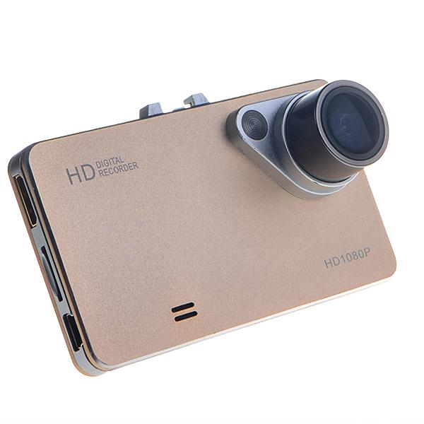T161 Car DVR Camera Full HD 2.7 Inch LCD 170 Degree Wide-Angle Lens Car DVRs