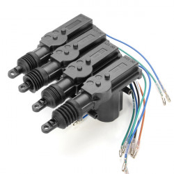 UN-4001 Bil Central Dør Låsesystem Ultrasonic Svejsning Vandtæt