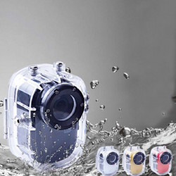 Vattentät SJ1000 Full HD 1080p Hjälmkamera Action Dykning DVR