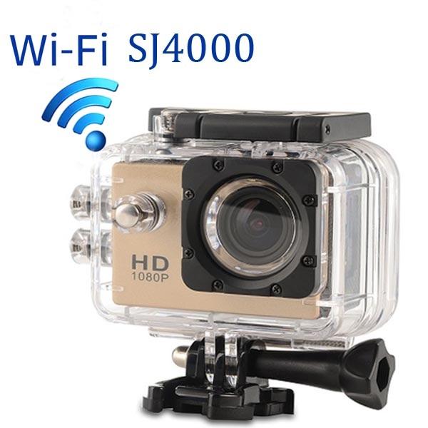 WiFi SJ4000 HD 1,5 Zoll Auto DVR Sport DV wasserdichte Autokamera DVR