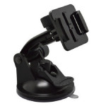Window Mount Suction Cup Adapter for SJ4000 Gopro Car DVRs