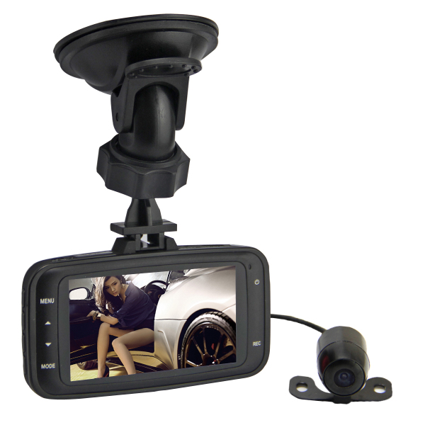 X80 720P Auto DVR Kamera Video Recorder Nachtsicht 2.7Inch Autokamera DVR