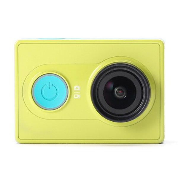 XiaoMi Yi Ambarella A7LS BSI CMOS WIFI Sports Camera Travel Edition Car DVRs