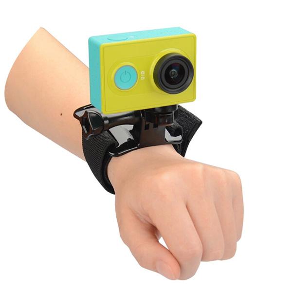 Xiaoyi Tilbehør Håndledsrem Arm Band til Xiaomi Yi Sports Kamera Bilkamera DVR
