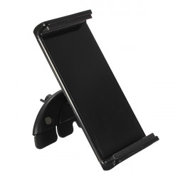 10Inch Adjustable Car CD Slot Mobile Mount Holder Stand For Tablet GPS