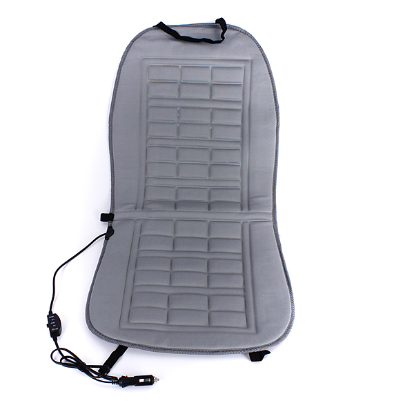 12V Car Front Seat Hot Heater Heated Pad Cushion Winter Warmer Cover Car Interior Decoration