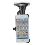 180 Degree Car Windshield Mount Bracket Holder Suction Cup for iPhone Car Interior Decoration