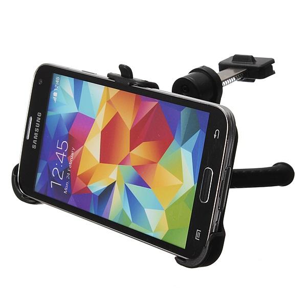 360 Degree Rotatable Adjustable Car Air Vent Mount Holder For Samsung Car Interior Decoration