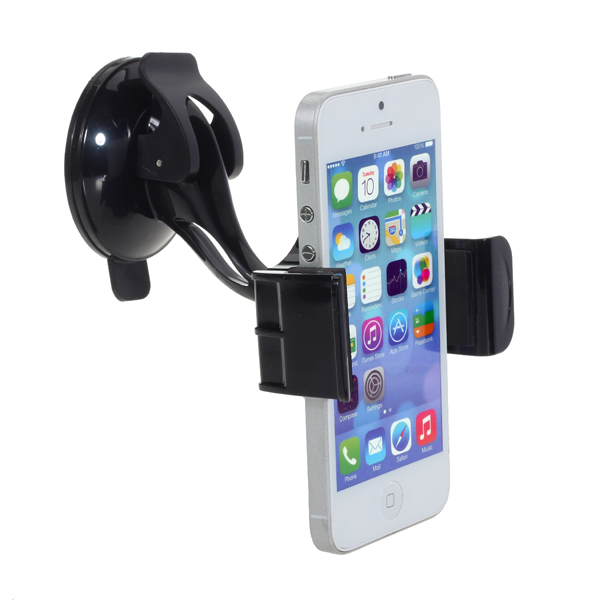 360 Degree Rotating Car Phone Holder Dedicated Sucker For iPhone Car Interior Decoration
