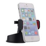 360°s Roterande BILHÅLLARE Mobile Navigation för iPhone Interiör