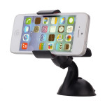 360 Degree Rotating Stand Mounted Device Holder For iPhone/GPS/MP4/PDA Car Interior Decoration