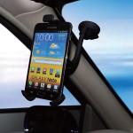 360° Bil Mobiltelefon Holder til iPhone Samsung GPS Interiør Styling