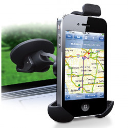 360 Degrees Car Cellphone Holder for iPhone Samsung HTC
