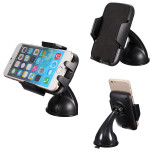 360°Rotating Car Windshield Suction Cup Mount Holder For Mobile Phone Car Interior Decoration