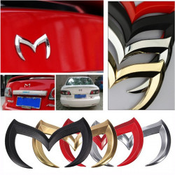 3D Bat Batman Metal Bil Emblem Badge Mærkat Decal for Mazda 3 5 6