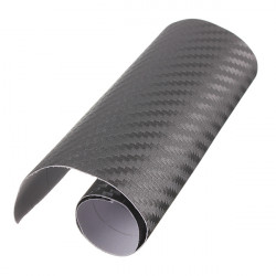 3D Carbon Fiber Vinyl Wrap Film Car Vehicle Sticker Sheet Roll 10x20cm